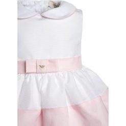 Sukienki dziewczęce: Armani Junior BABY DRESS SET Sukienka koktajlowa white