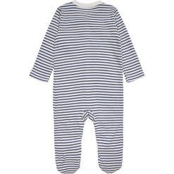 Mothercare BOYS RAWWASAURUS SLEEPSUIT BABY 3 PACK Piżama green. Niebieskie bielizna chłopięca marki mothercare, z bawełny. Za 129,00 zł.