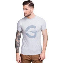 T-shirt NICODEMO TSPS000004. Szare t-shirty męskie Giacomo Conti, na lato, m, z bawełny. Za 79,00 zł.