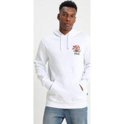 HUF DONT TRIP HOODIE Bluza z kapturem white. Białe bluzy męskie rozpinane HUF, l, z bawełny, z kapturem. Za 359,00 zł.