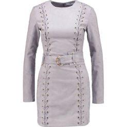 Sukienki hiszpanki: Ivyrevel HALCYON Sukienka koktajlowa dove grey