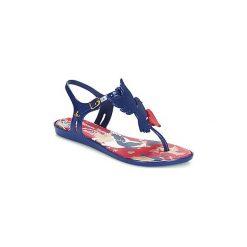 Sandały Melissa  SOLAR II WESTWOOD. Niebieskie sandały damskie Melissa. Za 398,30 zł.