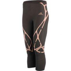 Adidas Legginsy adizero Sprintweb 3/4 czarne r. XL (S93594). Czarne legginsy sportowe damskie marki Adidas, s. Za 169,00 zł.