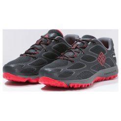 Columbia CONSPIRACY IV OUTDRY Obuwie hikingowe schwarz. Szare buty trekkingowe męskie Columbia, z gumy, outdoorowe. W wyprzedaży za 239,40 zł.