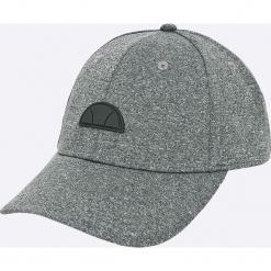 Ellesse - Czapka. Szare czapki z daszkiem męskie Ellesse, z bawełny. W wyprzedaży za 89,90 zł.