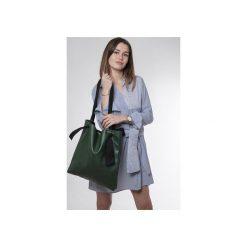 Torebki klasyczne damskie: torba green ribbon