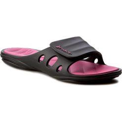 Chodaki damskie: Klapki RIDER - Key IX Fem 81906 Black/Pink 23096