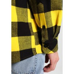 Koszule męskie na spinki: Dickies SACRAMENTO Koszula yellow
