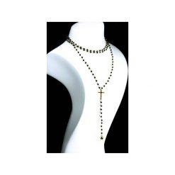 Naszyjniki damskie: Naszyjnik Spinel złoto