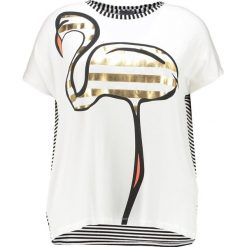 T-shirty damskie: Persona by Marina Rinaldi VELETTA Tshirt z nadrukiem bianco ottico