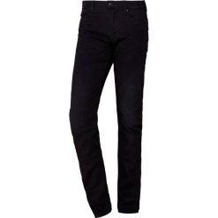 Emporio Armani Jeansy Slim Fit nero. Szare jeansy męskie relaxed fit marki Emporio Armani, l, z bawełny, z kapturem. Za 759,00 zł.