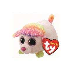 Maskotka TY INC Teeny Tys -  Floral Wielobarwny Pudel. Szare przytulanki i maskotki marki TY INC. Za 14,99 zł.