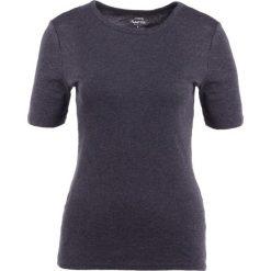 Topy sportowe damskie: J.CREW PERFECT FIT Tshirt basic heather charcoal