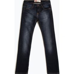 Levi's - Jeansy chłopięce slim fit – 511, niebieski. Niebieskie jeansy chłopięce marki Levi's®. Za 249,95 zł.