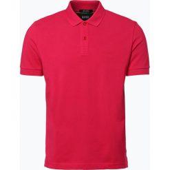 BOSS Athleisurewear - Męska koszulka polo – Piro, różowy. Czerwone koszulki polo BOSS Athleisurewear, m, z bawełny. Za 349,95 zł.