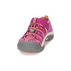 Sandały sportowe Dziecko  Keen  KIDS NEWPORT H3. Czerwone buty sportowe dziewczęce Keen. Za 188,30 zł.