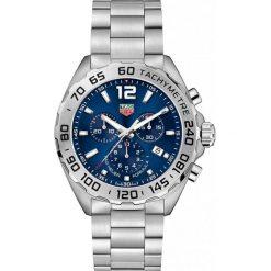 ZEGAREK TAG HEUER FORMULA 1 CAZ101K.BA0842. Czarne zegarki męskie marki KALENJI, ze stali. Za 6290,00 zł.