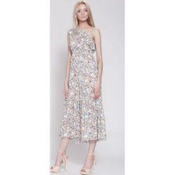 Sukienki: Brązowa Sukienka Carol's Song