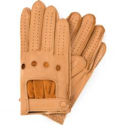Rękawiczki męskie 46-6L-386-L. Pomarańczowe rękawiczki męskie Wittchen. Za 249,00 zł.