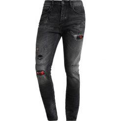 Antony Morato CARROT WATERS CON CATENA Jeans Skinny Fit nero. Zielone rurki męskie marki Antony Morato, m, z bawełny. Za 609,00 zł.