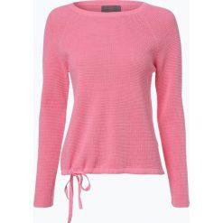 Lieblingsstück - Sweter damski – Kim, różowy. Czerwone swetry klasyczne damskie Lieblingsstück, z dzianiny. Za 449,95 zł.