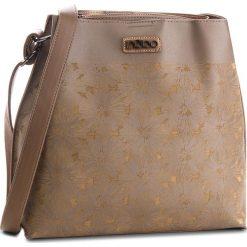 Torebka NOBO - NBAG-F0710-C008 Khaki. Brązowe listonoszki damskie marki Nobo, ze skóry ekologicznej. W wyprzedaży za 149,00 zł.