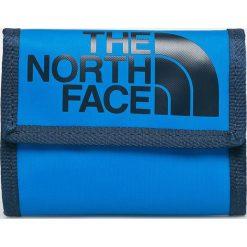 The North Face - Portfel. Szare portfele męskie The North Face, z materiału. W wyprzedaży za 69,90 zł.