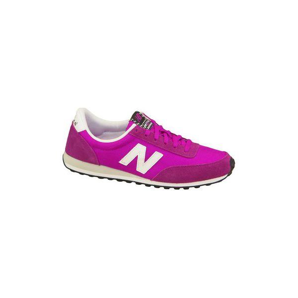 5e4adafe3a595 Trampki New Balance WL410VIA - Różowe trampki i tenisówki damskie ...