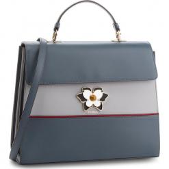 Torebka FURLA - Mughetto 977217 B BOT5 FSC Ardesia e/Onice e/Ciliegia d. Niebieskie torebki klasyczne damskie marki Furla, ze skóry. W wyprzedaży za 1989,00 zł.
