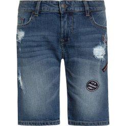 Tiffosi ZAC Szorty jeansowe mid dangerous wash. Niebieskie spodenki chłopięce Tiffosi, z bawełny. Za 129,00 zł.