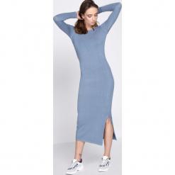 Niebieska Sukienka Rationality. Niebieskie sukienki dzianinowe Born2be, l. Za 49,99 zł.