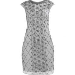 Sukienki hiszpanki: Lace & Beads COSINOS DRESS Sukienka koktajlowa grey