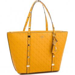 Torebka GUESS - Cosat To Coast HWSG69 93230  TOP. Żółte torebki klasyczne damskie Guess, z aplikacjami, ze skóry ekologicznej, duże. Za 679,00 zł.