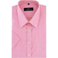 Koszula FABIO 16-04-22-K. Fioletowe koszule męskie na spinki marki KIPSTA, m, z elastanu, z długim rękawem, na fitness i siłownię. Za 149,00 zł.