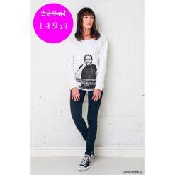 Bluzy damskie: PROMOCJA BUKOWSKI Bluza Oversize
