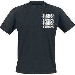 Terror Total Retaliation T-Shirt czarny. Czarne t-shirty męskie Terror, m. Za 54,90 zł.