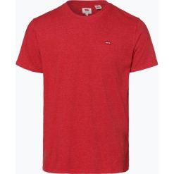 Levi's - T-shirt męski, pomarańczowy. Brązowe t-shirty męskie Levi's®, l, z aplikacjami. Za 99,95 zł.