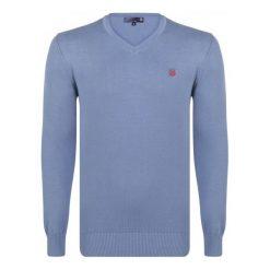 Giorgio Di Mare Sweter Męski Xl Niebieski. Niebieskie swetry klasyczne męskie marki Giorgio di Mare, m, z bawełny. W wyprzedaży za 169,00 zł.
