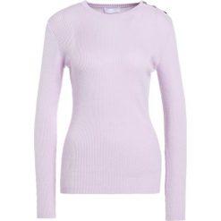 Swetry klasyczne damskie: 2nd Day JESSIE Sweter lavender fog