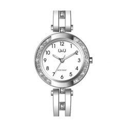 Zegarki damskie: Q&Q F639-204 - Zobacz także Książki, muzyka, multimedia, zabawki, zegarki i wiele więcej