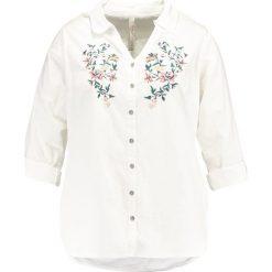 Bluzki asymetryczne: Evans WILDERNESS EMBROIDERED  Bluzka white