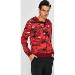 Nike Sportswear - Bluza. Brązowe bejsbolówki męskie Nike Sportswear, l, z bawełny, z kapturem. W wyprzedaży za 239,90 zł.