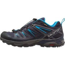 Salomon X ULTRA 3 GTX Obuwie hikingowe graphite/night sky/hawaiian surf. Niebieskie buty sportowe męskie marki Salomon, z materiału, outdoorowe. Za 659,00 zł.