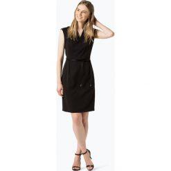 Sukienki hiszpanki: Comma – Sukienka damska, czarny