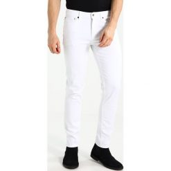 Rurki męskie: Cristiano Ronaldo CR7 TYPE SSUPER  Jeans Skinny Fit alps white