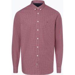 Tommy Hilfiger - Koszula męska, czerwony. Niebieskie koszule męskie slim marki OLYMP SIGNATURE, m, paisley. Za 349,95 zł.