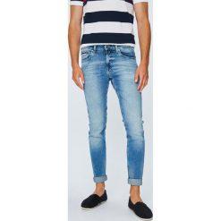 Tommy Jeans - Jeansy Scanton. Niebieskie jeansy męskie slim marki House, z jeansu. Za 399,90 zł.