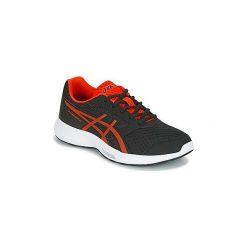 Buty do biegania Dziecko Asics  STORMER 2 GS. Czarne buty sportowe chłopięce Asics. Za 161,10 zł.