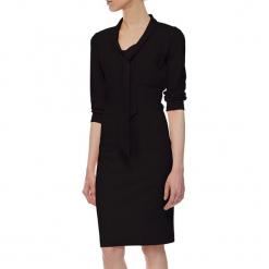 Sukienka w kolorze czarnym. Czarne sukienki marki YULIYA BABICH, s, midi. W wyprzedaży za 179,95 zł.