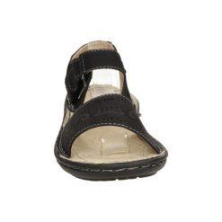 SANDAŁY CASU 7SI-QI34295. Czarne sandały damskie Casu. Za 49,99 zł.